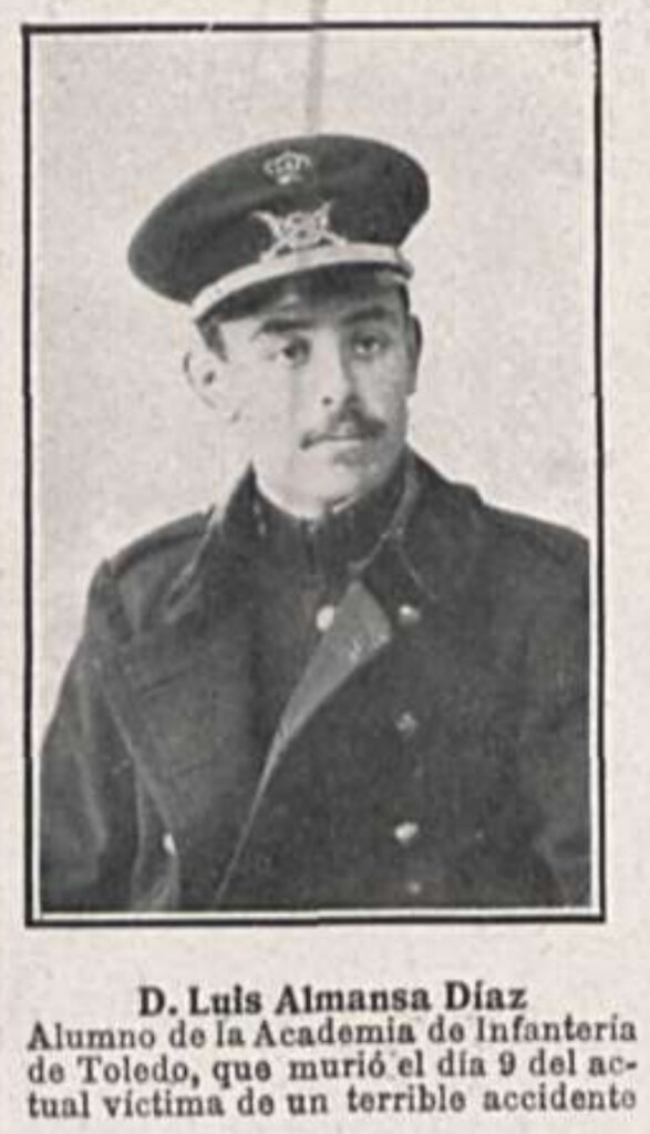 Luis Almansa Díaz (foto Nuevo Mundo)