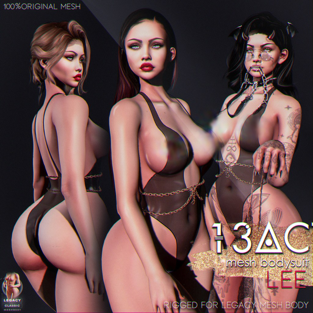 13ACT – Lee bodysuit