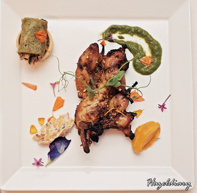Tandoor Indian Restaurant-Holiday Inn Singapore Orchard Centre-Tandoori Quail