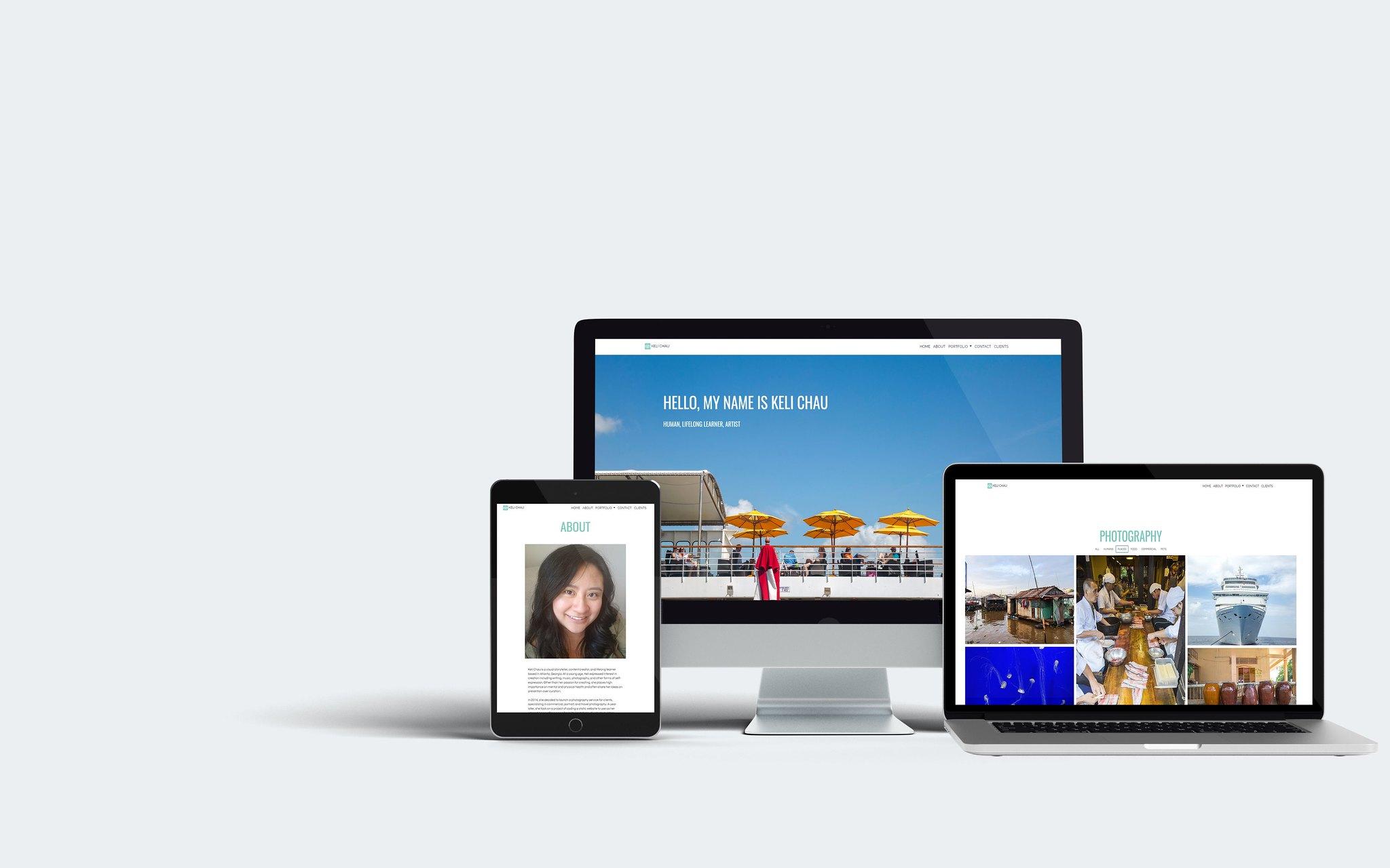 Tuyen Chau Web Development Website Tuyen Chau