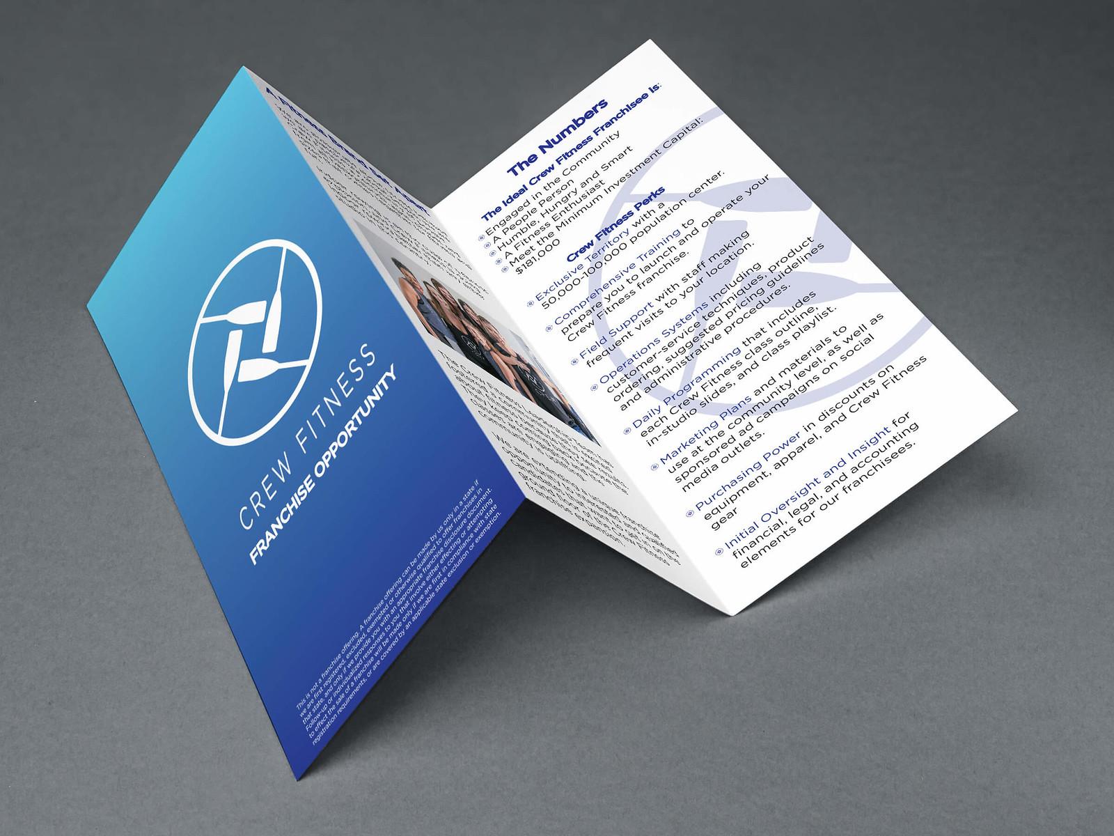 Trifold Brochure Designs Tuyen Chau