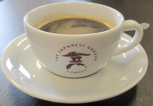 Cup, Cowden Garden Cafe
