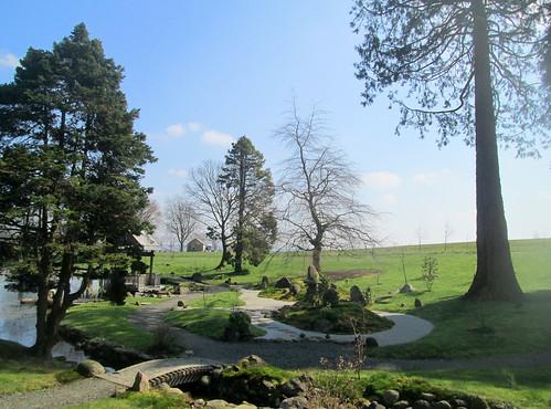 Zen Garden, Cowden Garden