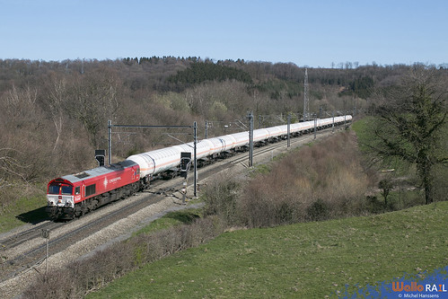DE 6302 . Crossrail . Z 47032 . Gemmenich . 24.03.20.