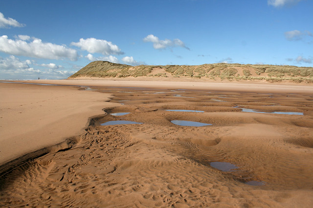 The coast at Newburgh