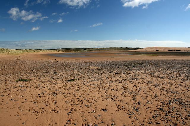 The beach at Newburgh