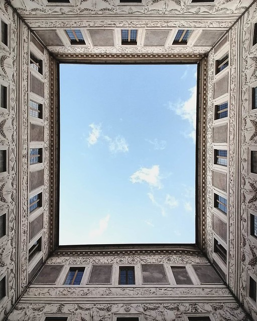 Sky in Rome