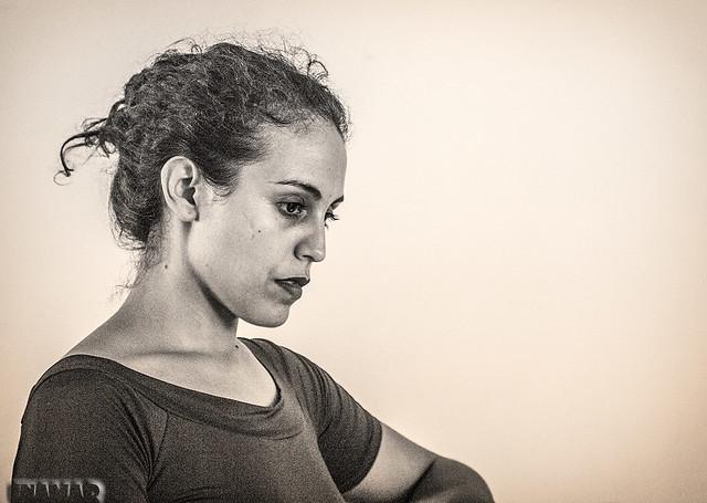 Bailarina Anahi Carballo
