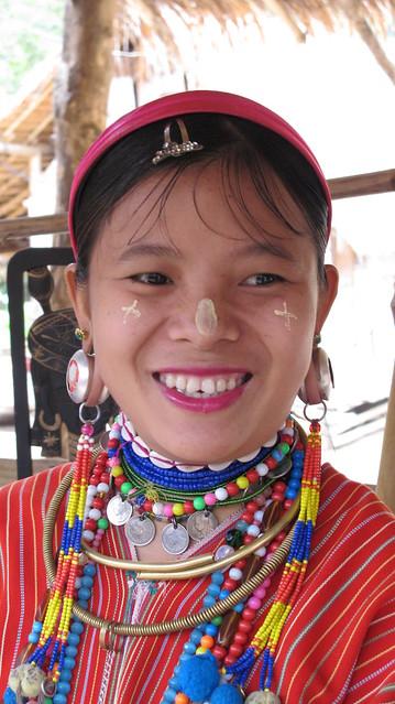 Lisu woman