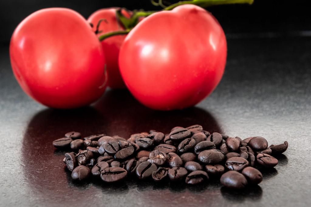 Tomates et café | Merci beaucoup à tous pour vos commentaire… | Flickr