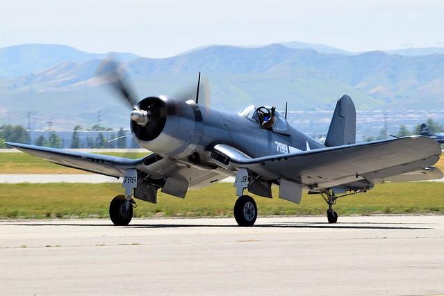 DSC_1042 1942 Vought F4U-1A Corsair 799 NX83782 N83782 BuNo 17799 US Navy