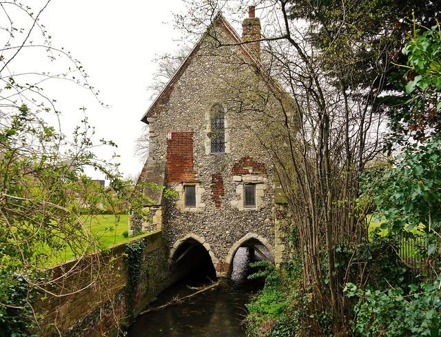 Greyfriars Chapel, Canterbury