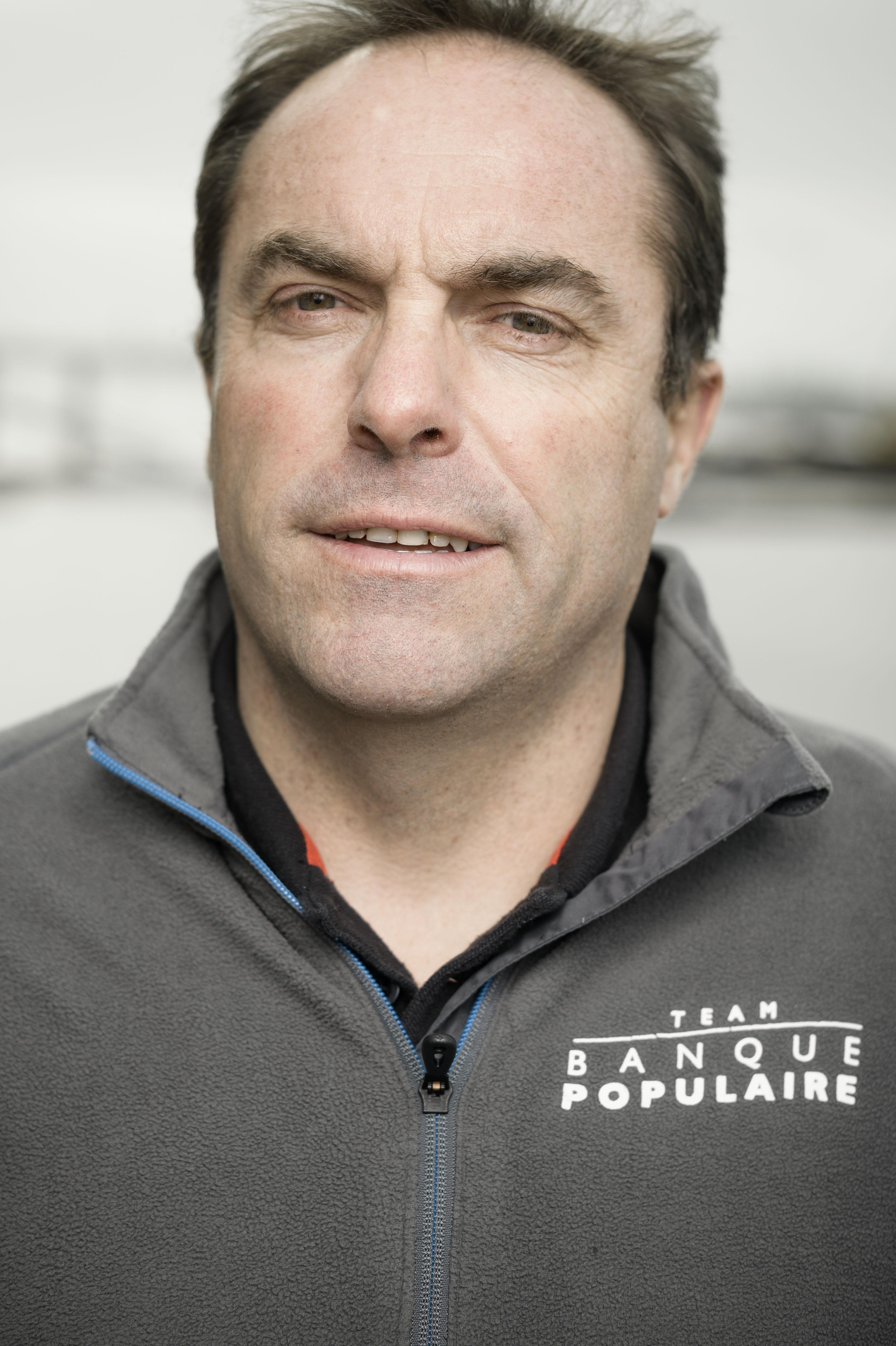 Ronan Lucas - Team Banque Populaire Voile - Lorient - 132