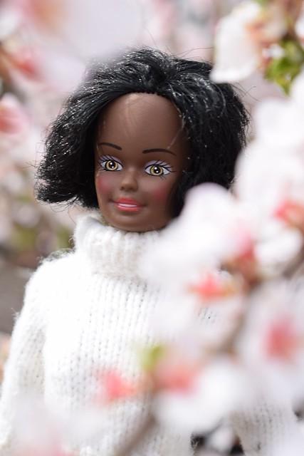 90's clone doll Sandra(?)