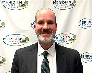 Meridian Township Officially Introduces New Economic Development Director