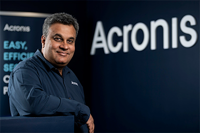 """I'm excited to turn the company's global strategic thinking into a local execution plan and accelerate business growth in Asia. Now, more than ever, the market needs Acronis' proven cyber protection solutions. We're going to continue helping our partners succeed by providing service and support that's second to none,"" said Neil Morarji, incoming General Manager in APAC, Acronis."