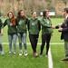 Entrega Copa Lliga Catalana rugby femení 2015