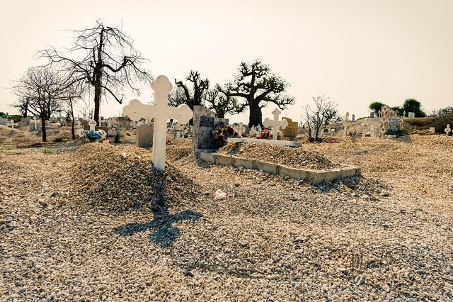 Cementerio de conchas