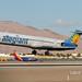 N404NV landing Las Vegas