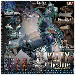 "!dM deviousMind ""Kitty Van Cheshire"" **GACHA KEY**"