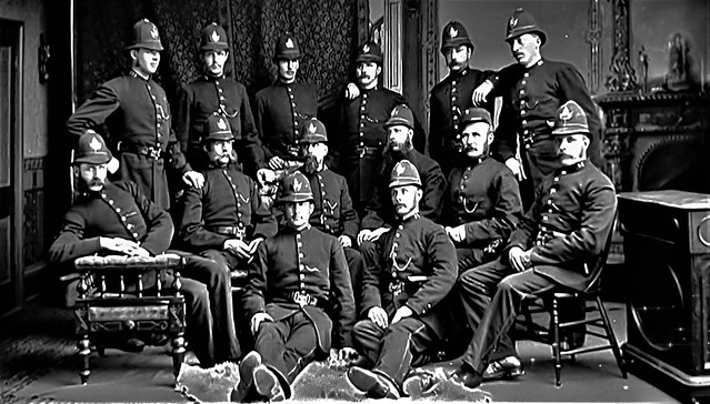 Toronto (Canada) Police - Early 20th Century.