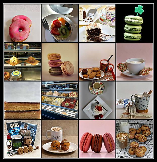 Sydney: Cake and Desserts collage #27