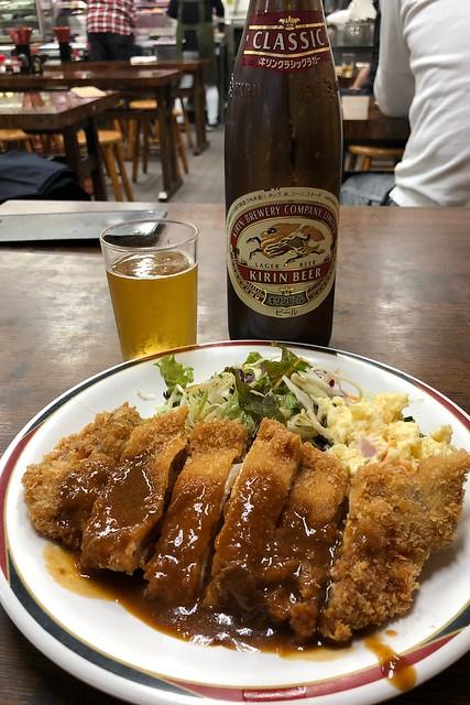 応援します 金時食堂(神戸・元町)