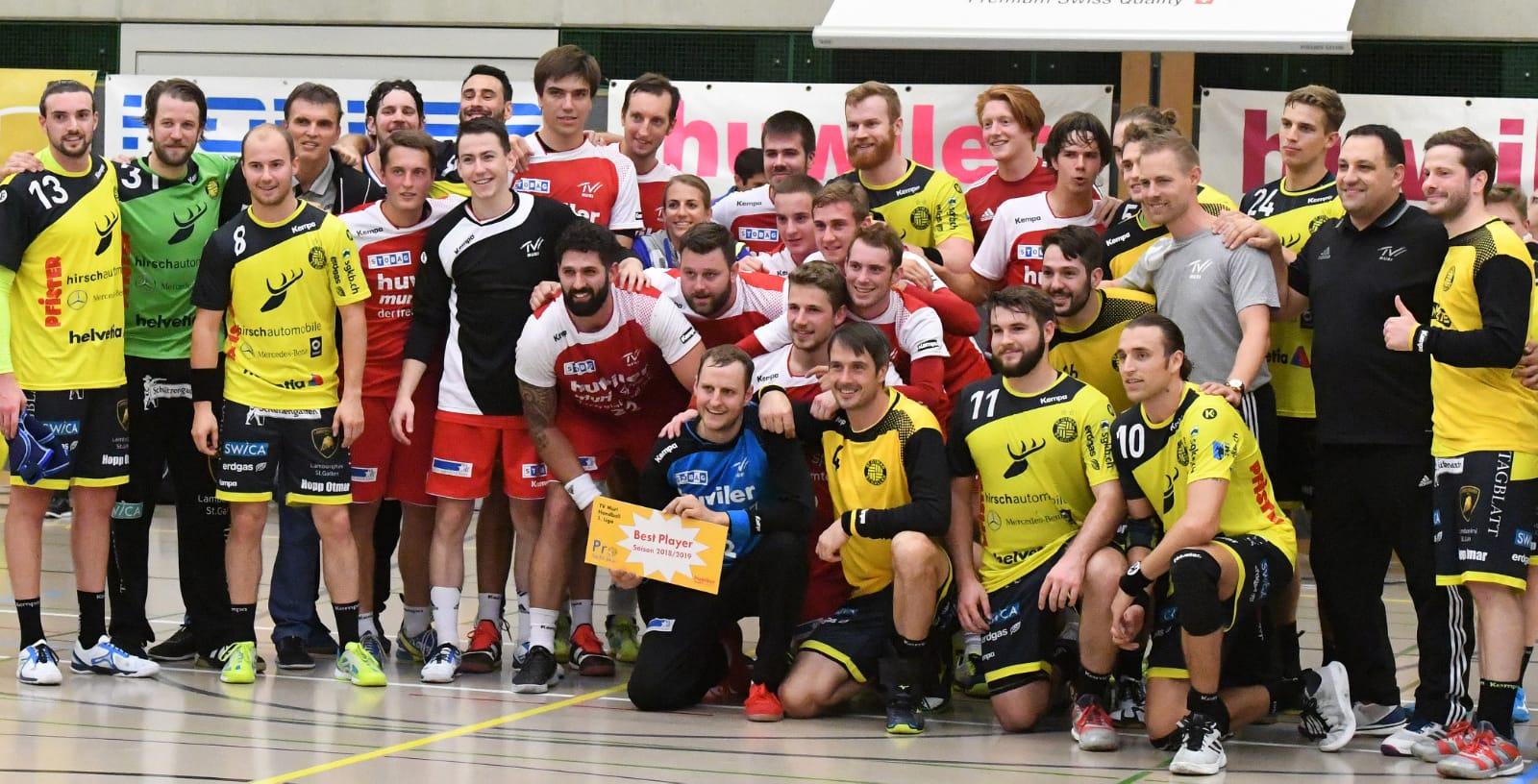 2019/20: H1 | Cupspiel St. Otmar