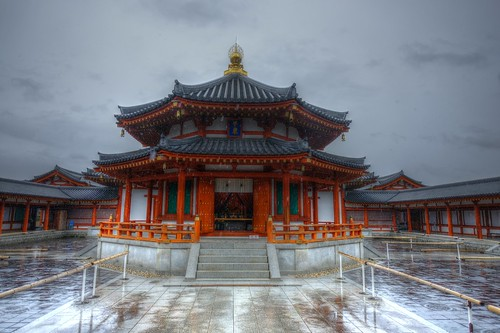 01-04-2020 Nara, Yakushi-ji-Temple vol02 (5)