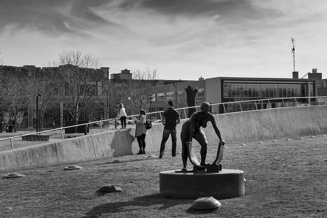 Sculpture Park - 14/100 X