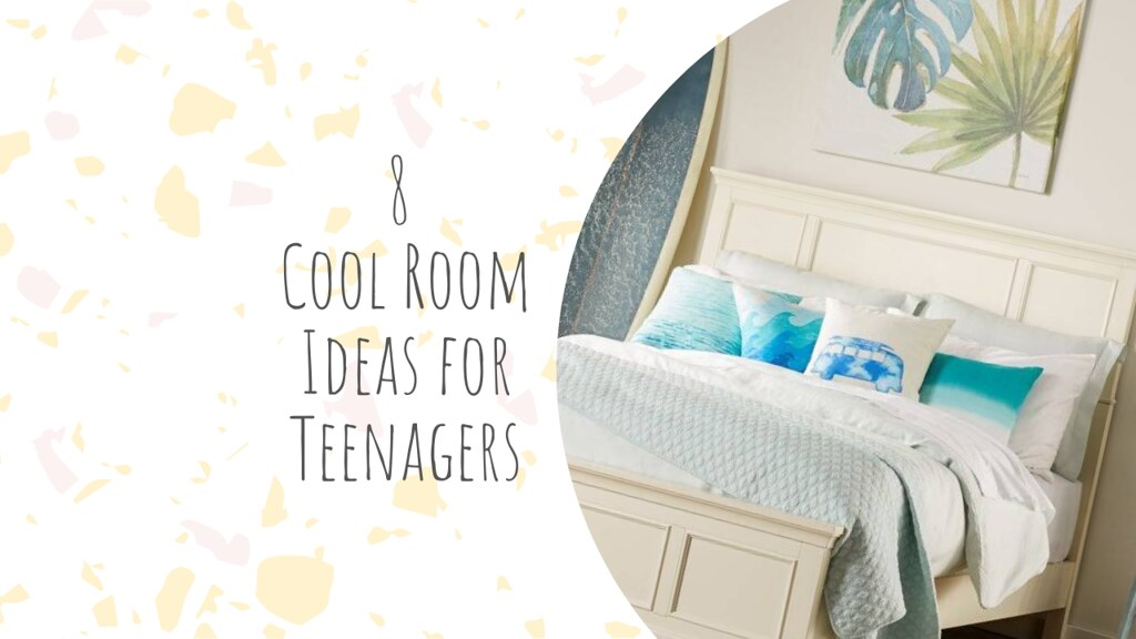 8 Cool Room Ideas for Teenagers