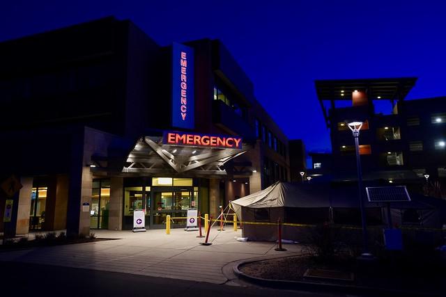 Colorado hospital prepares for COVID-19 surge