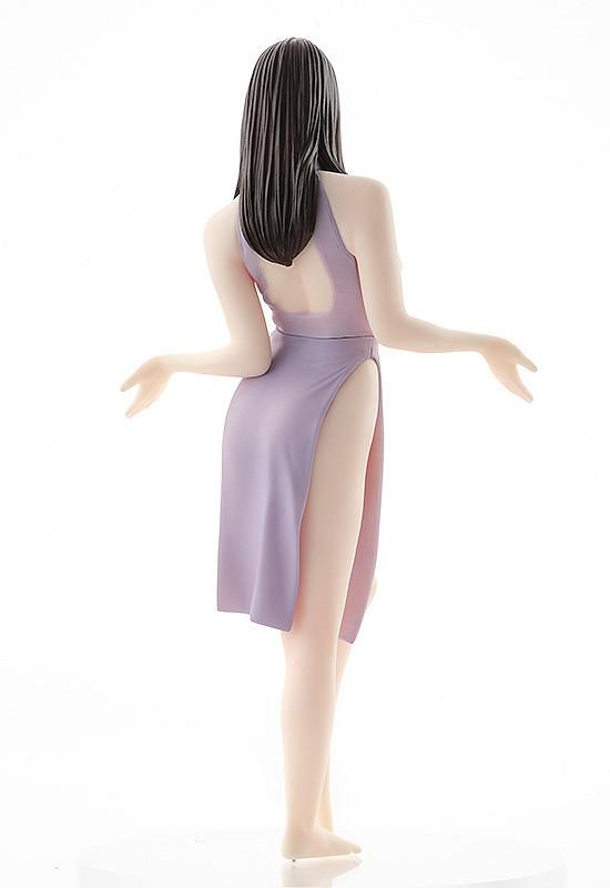 擁有「不平衡美少女」稱號的極致小隻馬降臨! PLAMAX Naked Angel 系列「夢乃愛華」(夢乃あいか)1/20 比例組裝模型