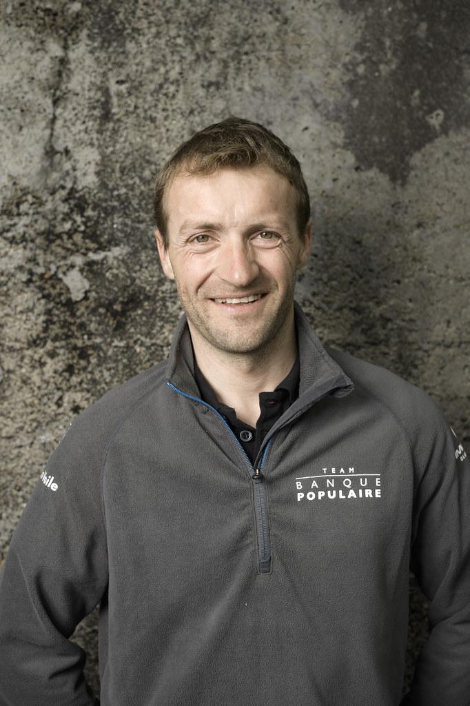 Arnaud Hébert - Team Banque Populaire Voile - Lorient - 382