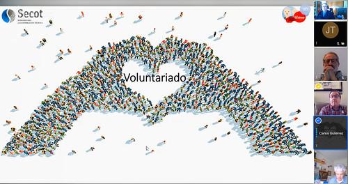 Ecosistema de voluntariado en Bizkaia y en Euskadi para personas con tiempo libre