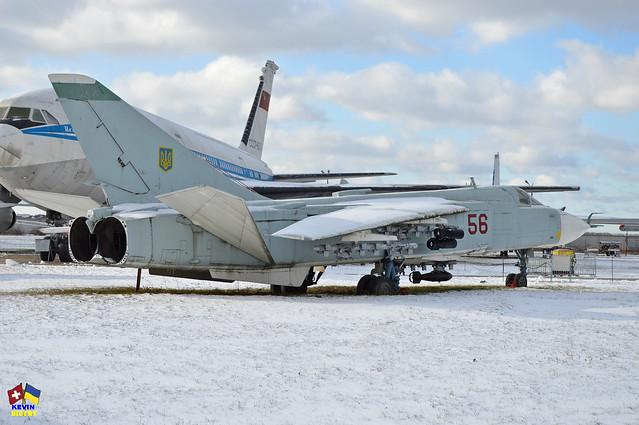 Sukhoi Su-24 Zhulyany