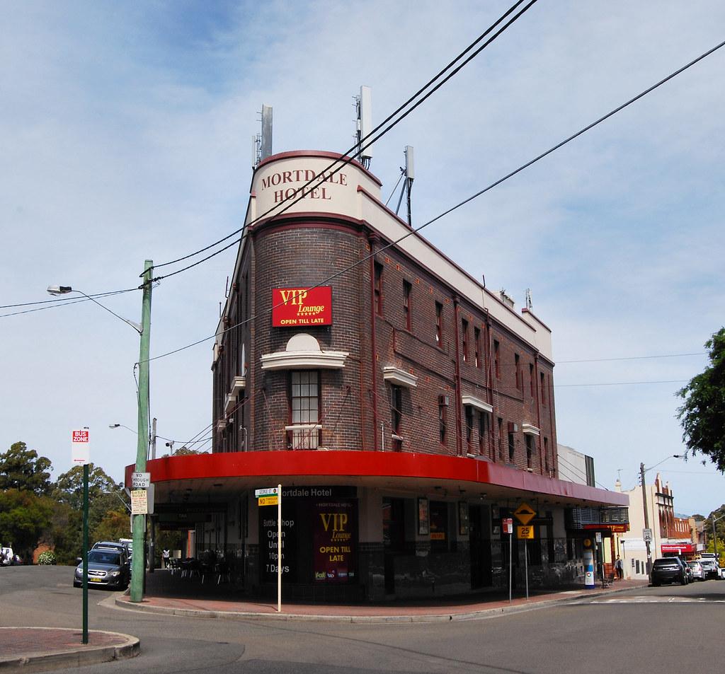 Mortdale Hotel, Mortdale, Sydney, NSW.