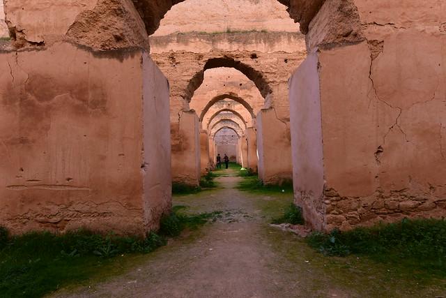 Heri Es Souani, Meknès,  Morocco, January 2019 D810 042