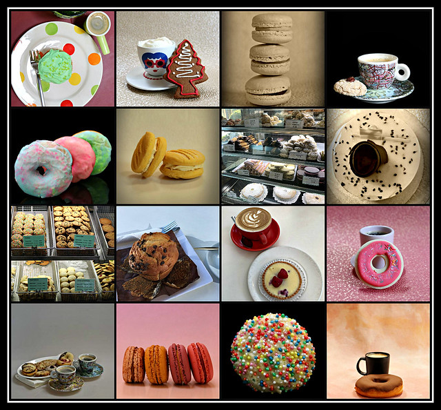 Sydney: Cake and Desserts collage #31