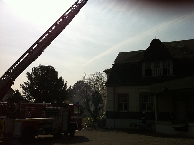 Großübung ; Eltville - 12.04.2012