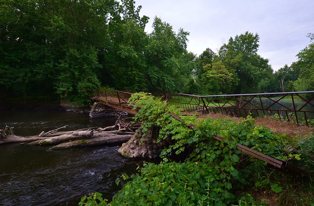Eaton Rapids, MI - Old Bridge