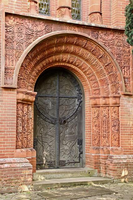 Magnificent Doorway
