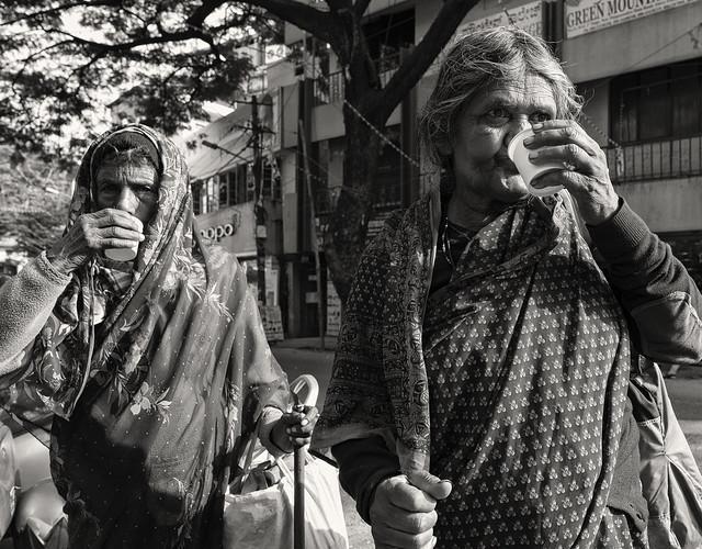 the tea drinkers, Bangalore