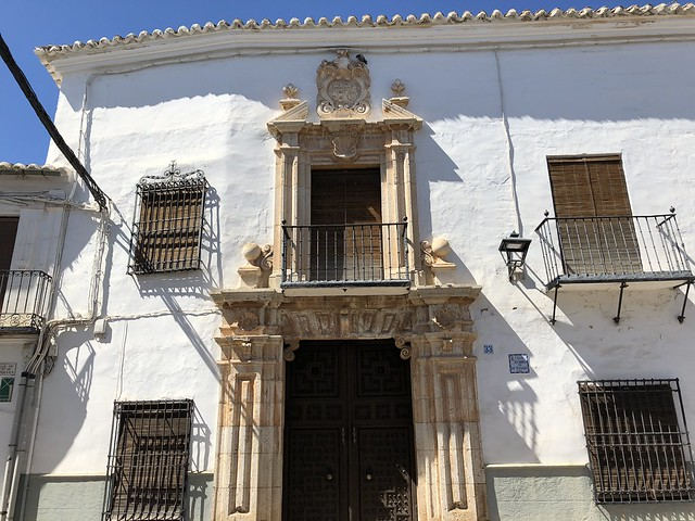 Casa solariega de Los Rosales (Almagro, Ciudad Real)
