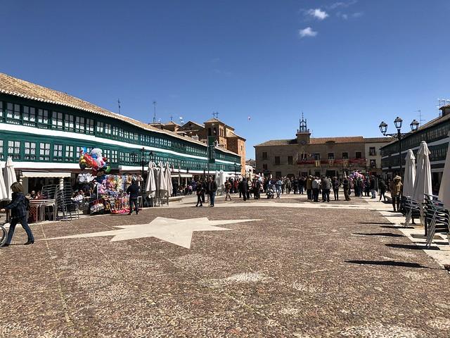 Plaza Mayor de Almagro (¿Qué ver en Almagro?)