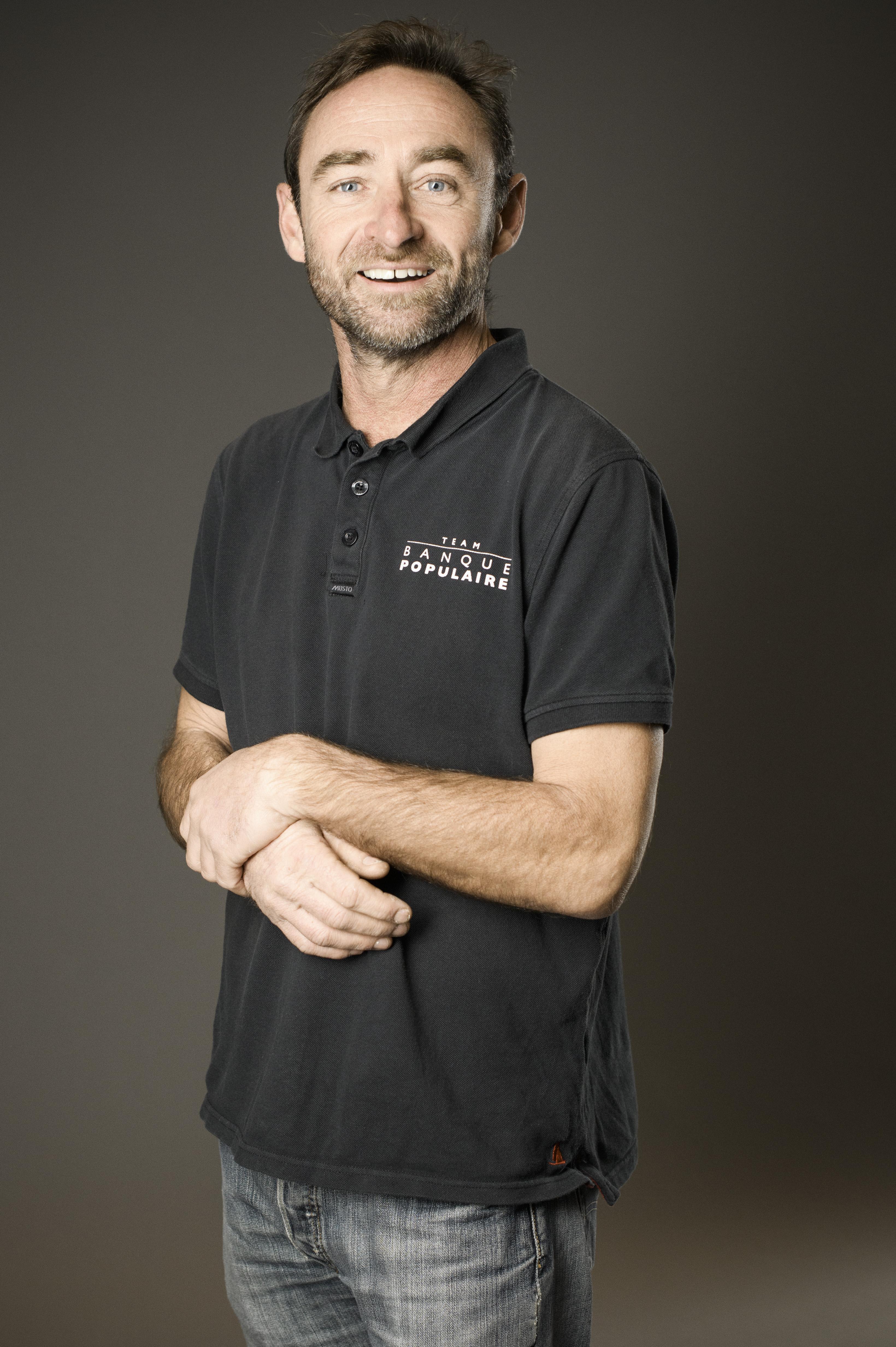 Pierre-Emmanuel Hérissé - Team Banque Populaire Voile - Lorient - 229