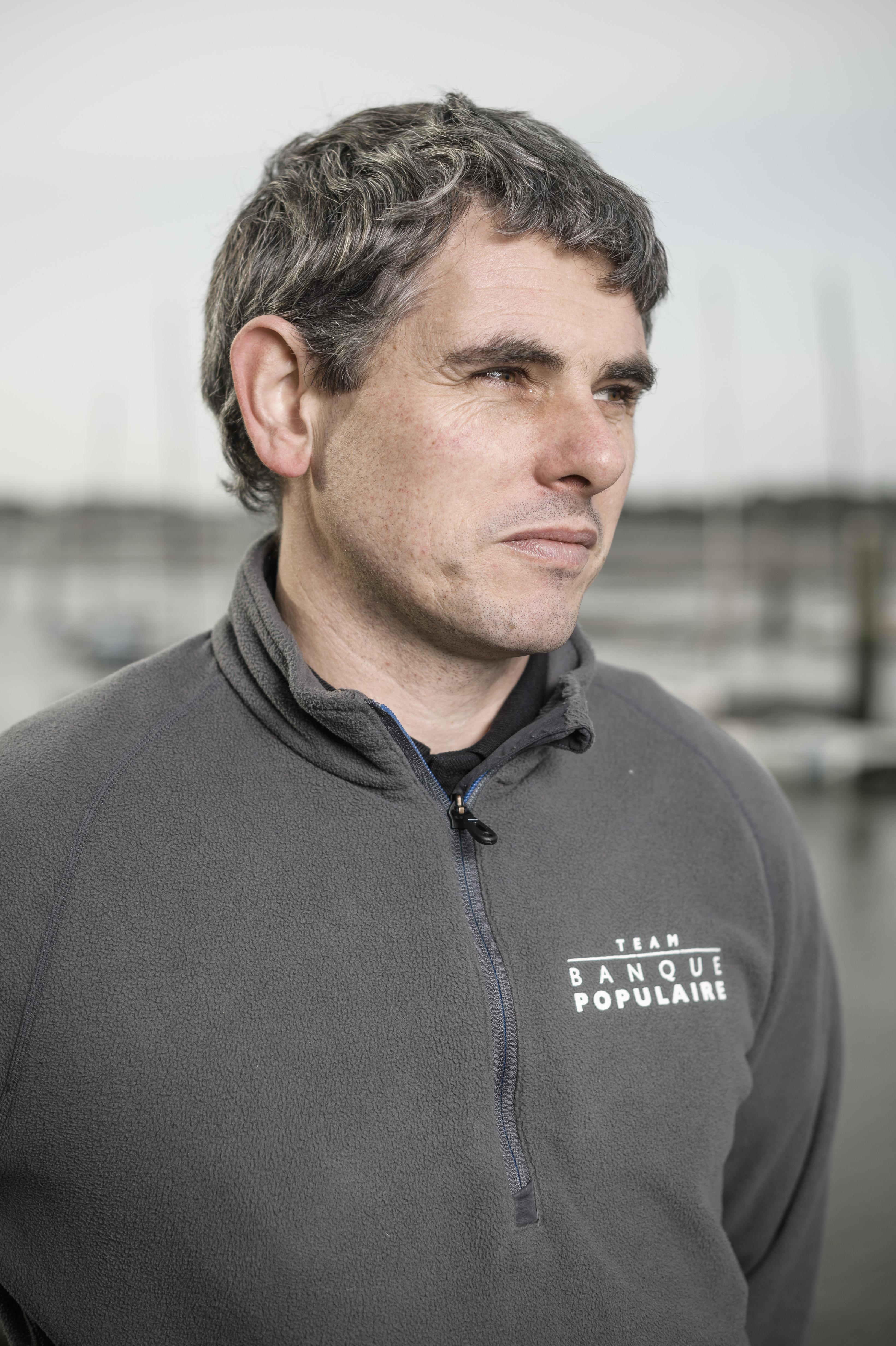 Yannick Guernec - Team Banque Populaire Voile - Lorient - 205