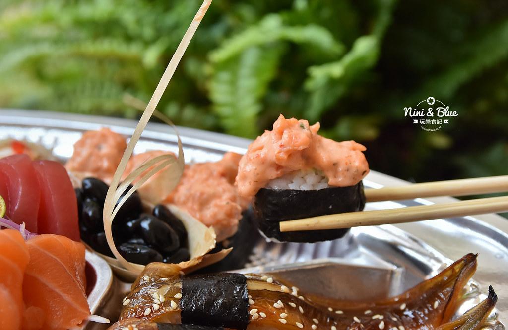 台中平價壽司 幸運壽司  菜單價位32