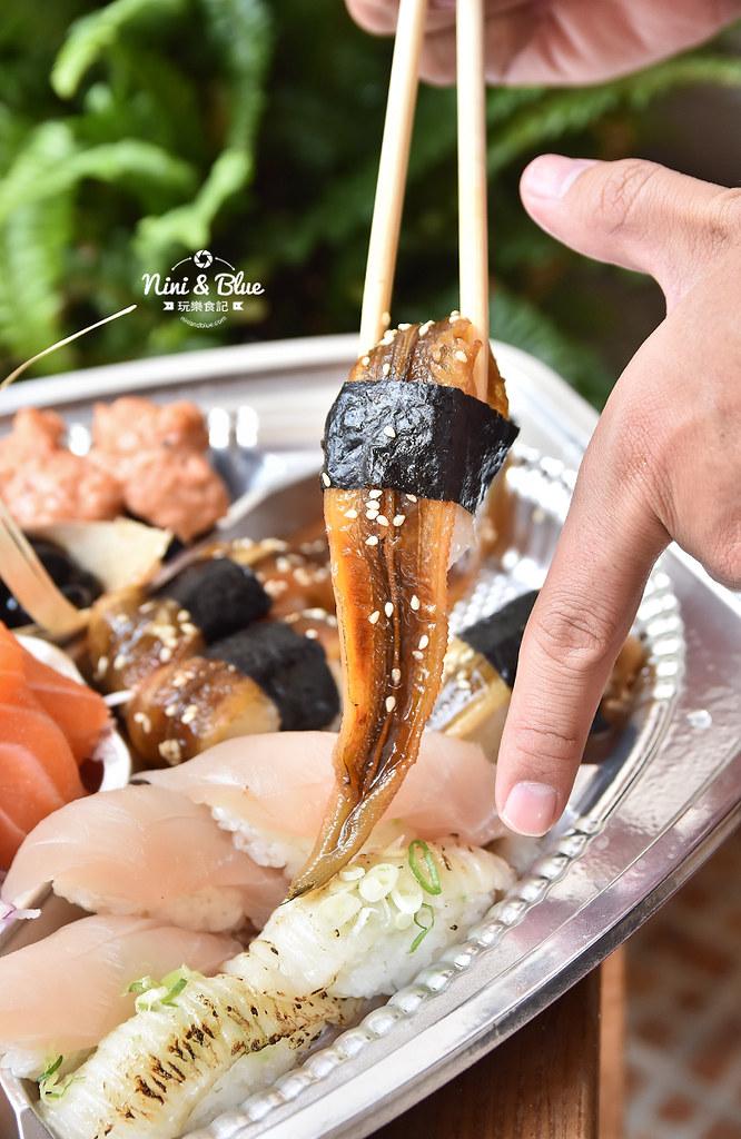 台中平價壽司 幸運壽司  菜單價位27