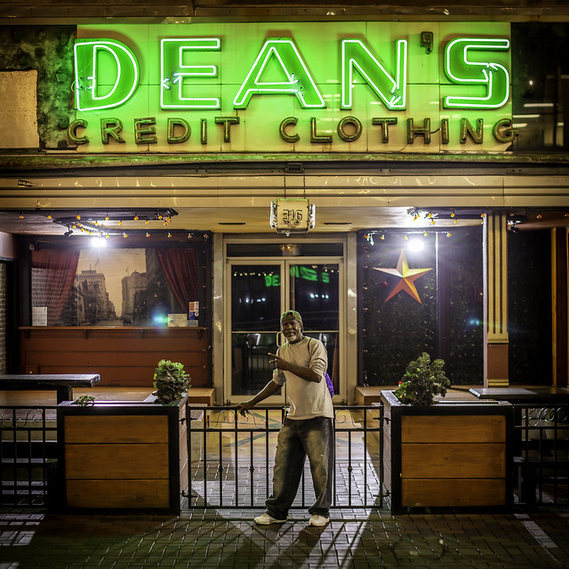 Kevin - Dean's Credit Clothing
